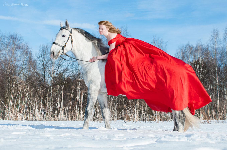 Платья для коней фото